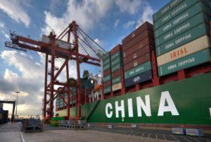 Перевозки Китай