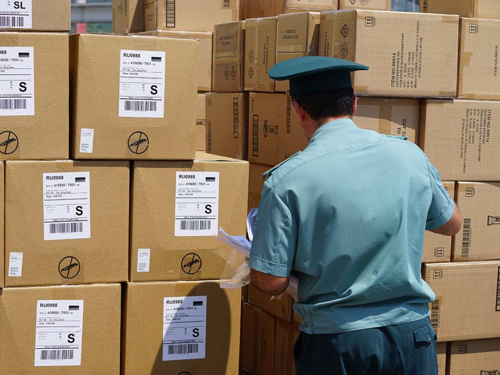 Таможенные пошлины на товары из китая