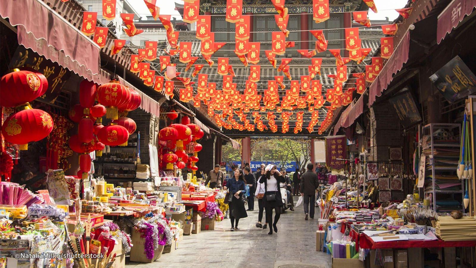 Что привезти из китая города xайнань