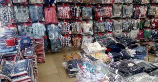 Бизнес: одежда из Китая